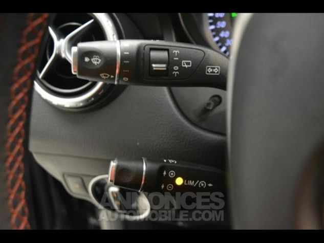 Mercedes Classe GLA 220 d Fascination 7G-DCT NOIR COSMOS Occasion - 13