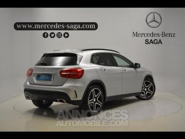 Mercedes Classe GLA 220 d Fascination 7G-DCT ARGENT POLAIRE Occasion - 1