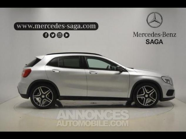 Mercedes Classe GLA 220 d Fascination 7G-DCT ARGENT POLAIRE Occasion - 13