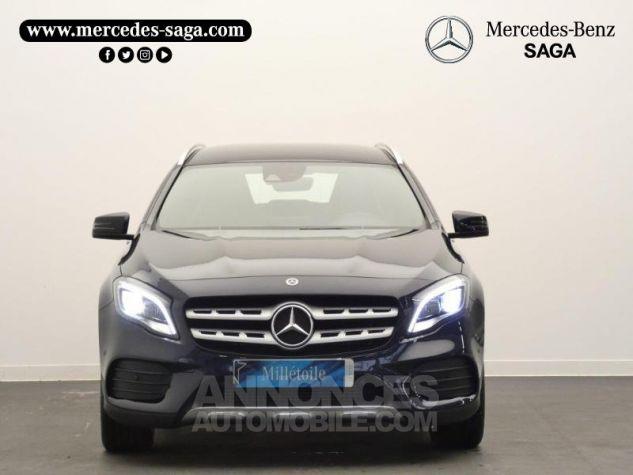 Mercedes Classe GLA 220 d Fascination 7G-DCT Bleu Cavansite Occasion - 4