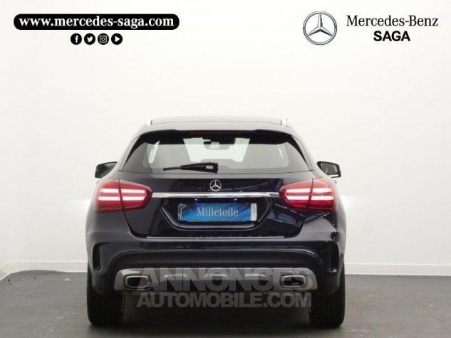 Mercedes Classe GLA 220 d Fascination 7G-DCT Bleu Cavansite Occasion - 6