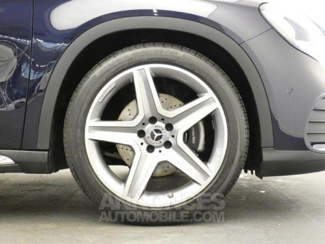 Mercedes Classe GLA 220 d Fascination 7G-DCT Bleu Cavansite Occasion - 18