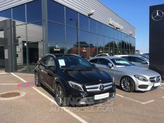 Mercedes Classe GLA 220 d Sensation 7G-DCT Noir Occasion - 0
