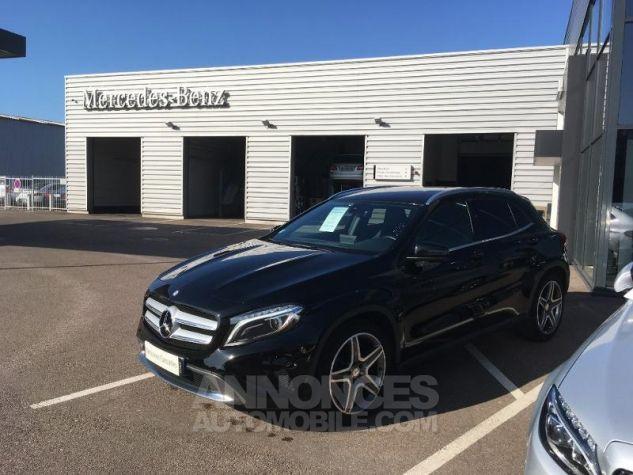 Mercedes Classe GLA 220 d Sensation 7G-DCT Noir Occasion - 4