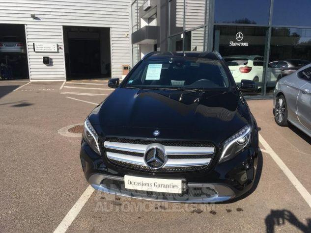 Mercedes Classe GLA 220 d Sensation 7G-DCT Noir Occasion - 5