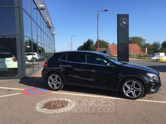 Mercedes Classe GLA 220 d Sensation 7G-DCT Noir Occasion - 6