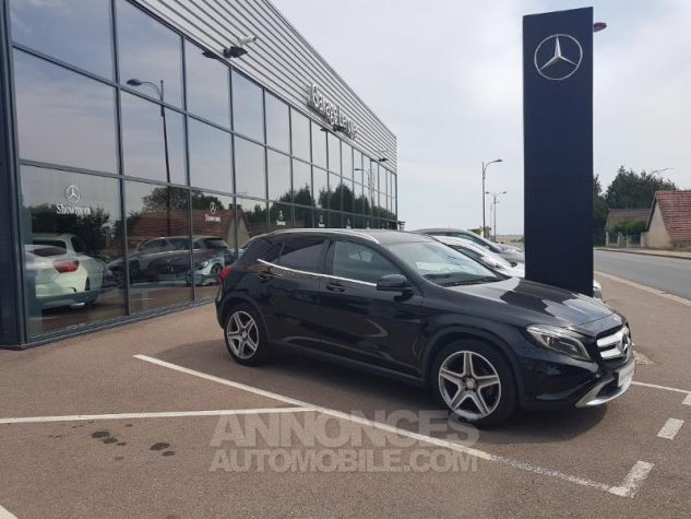 Mercedes Classe GLA 220 d Sensation 7G-DCT Noir Occasion - 9