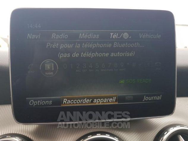 Mercedes Classe GLA 220 d Sensation 7G-DCT Noir Occasion - 14