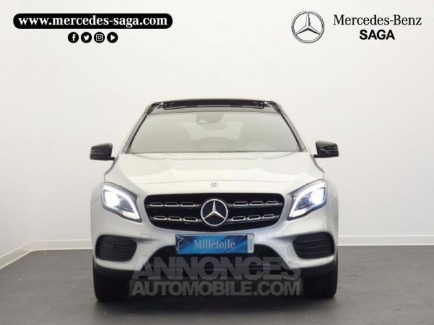 Mercedes Classe GLA 250 Fascination 4Matic 7G-DCT Argent Polaire Occasion - 5