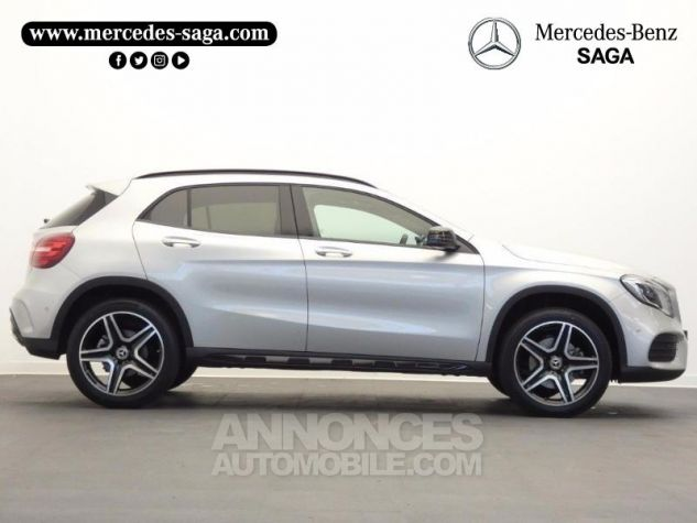Mercedes Classe GLA 250 Fascination 4Matic 7G-DCT Argent Polaire Occasion - 6