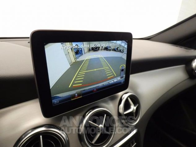 Mercedes Classe GLA 250 Fascination 4Matic 7G-DCT Argent Polaire Occasion - 10
