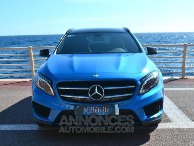 Mercedes Classe GLA 250 Fascination 7G-DCT Bleu des Mers du Sud Occasion - 1