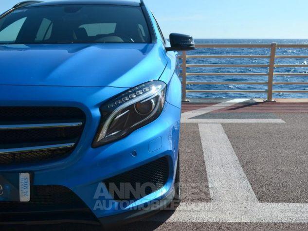 Mercedes Classe GLA 250 Fascination 7G-DCT Bleu des Mers du Sud Occasion - 6