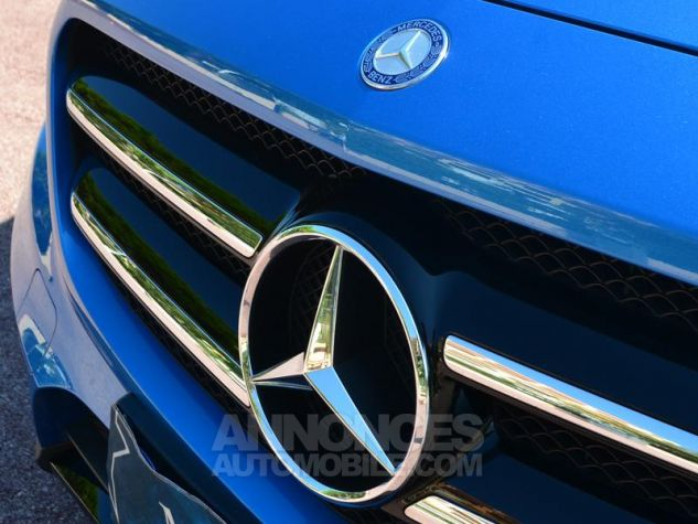 Mercedes Classe GLA 250 Fascination 7G-DCT Bleu des Mers du Sud Occasion - 19