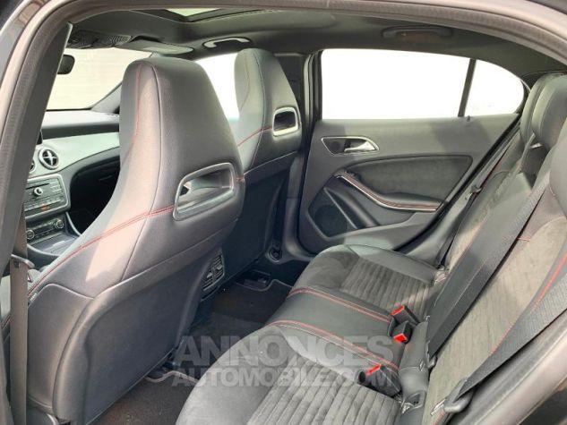 Mercedes Classe GLA 250 Fascination 7G-DCT Noir Occasion - 2