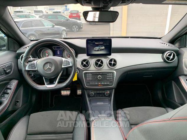 Mercedes Classe GLA 250 Fascination 7G-DCT Noir Occasion - 3