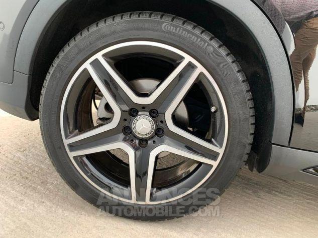 Mercedes Classe GLA 250 Fascination 7G-DCT Noir Occasion - 7
