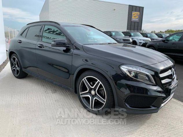 Mercedes Classe GLA 250 Fascination 7G-DCT Noir Occasion - 9