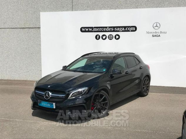 Mercedes Classe GLA 45 AMG 381ch 4Matic Speedshift DCT AMG ZP NOIR COSMOS Occasion - 3