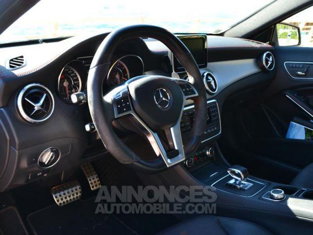 Mercedes Classe GLA 45 AMG 4Matic Speedshift DCT Gris Montagne Occasion - 3