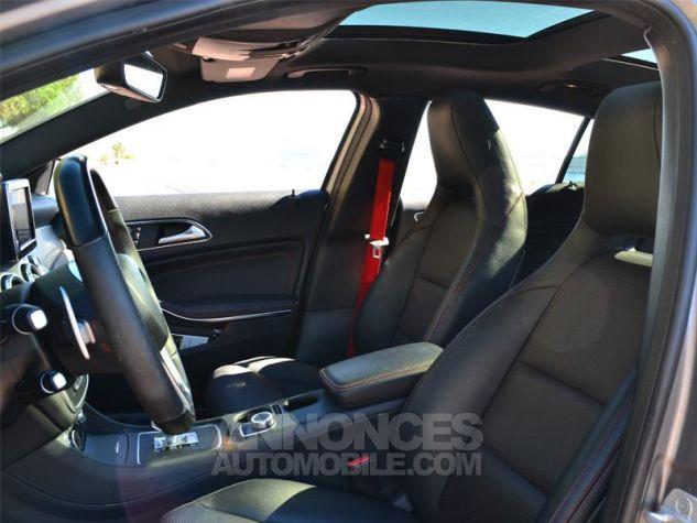 Mercedes Classe GLA 45 AMG 4Matic Speedshift DCT Gris Montagne Occasion - 4