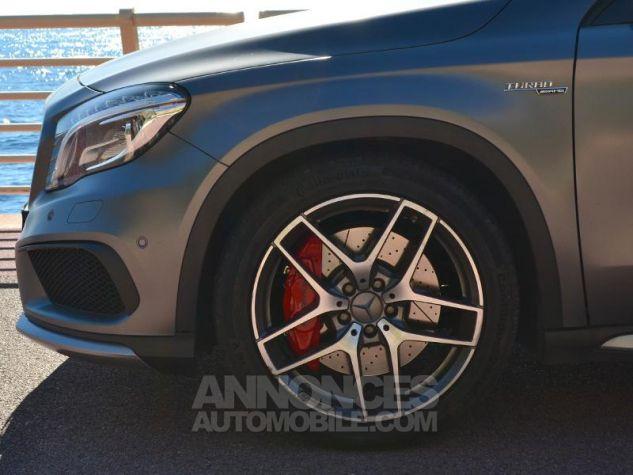 Mercedes Classe GLA 45 AMG 4Matic Speedshift DCT Gris Montagne Occasion - 6