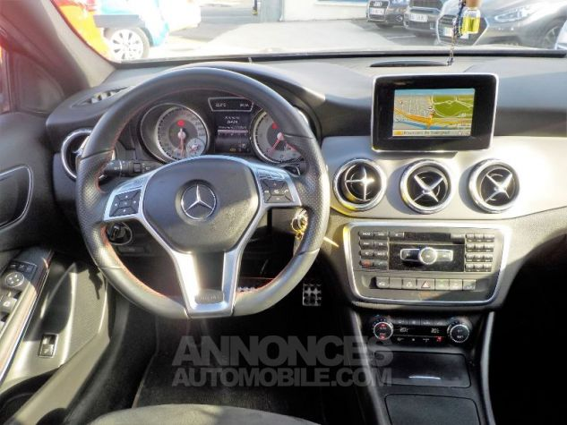 Mercedes Classe GLA X156 200 CDI FASCINATION 4MATIC 7G-DCT GRIS FONCE Occasion - 5