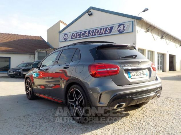 Mercedes Classe GLA X156 200 CDI FASCINATION 4MATIC 7G-DCT GRIS FONCE Occasion - 9