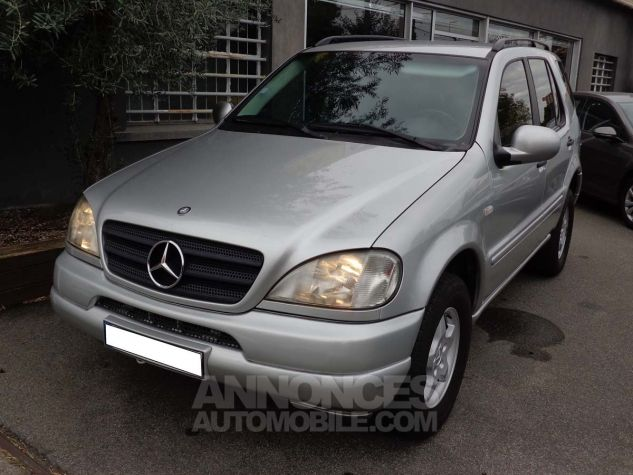 Mercedes Classe ML 320 LUXURY gris clair metal Occasion - 2