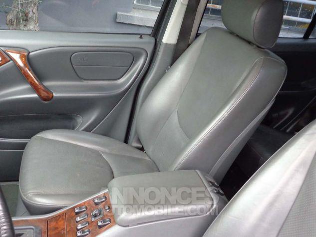 Mercedes Classe ML 320 LUXURY gris clair metal Occasion - 8