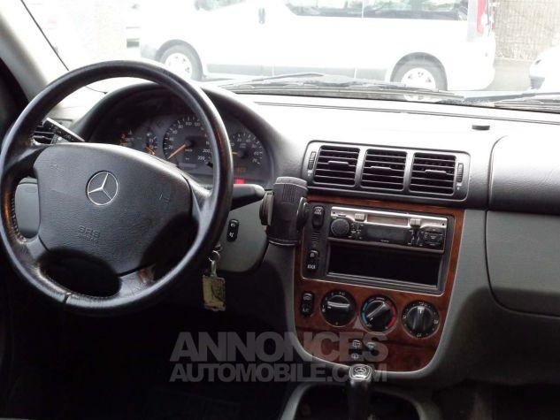 Mercedes Classe ML 320 LUXURY gris clair metal Occasion - 10