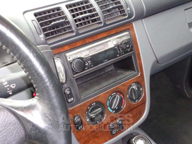Mercedes Classe ML 320 LUXURY gris clair metal Occasion - 12