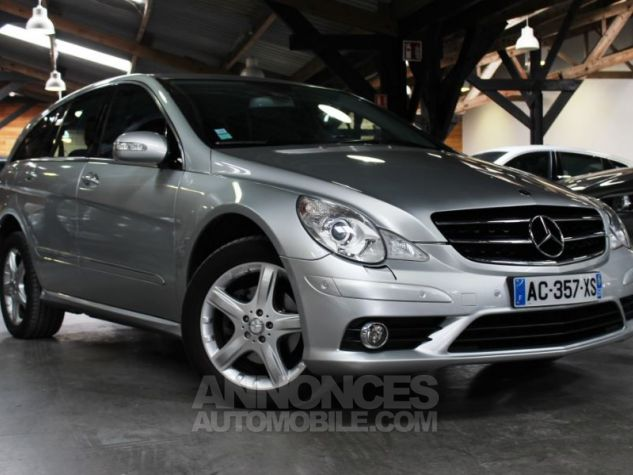 Mercedes Classe R 320 CDI 7G-TRONIC 4 MATIC GRIS CLAIR Occasion - 0