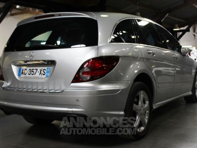 Mercedes Classe R 320 CDI 7G-TRONIC 4 MATIC GRIS CLAIR Occasion - 1