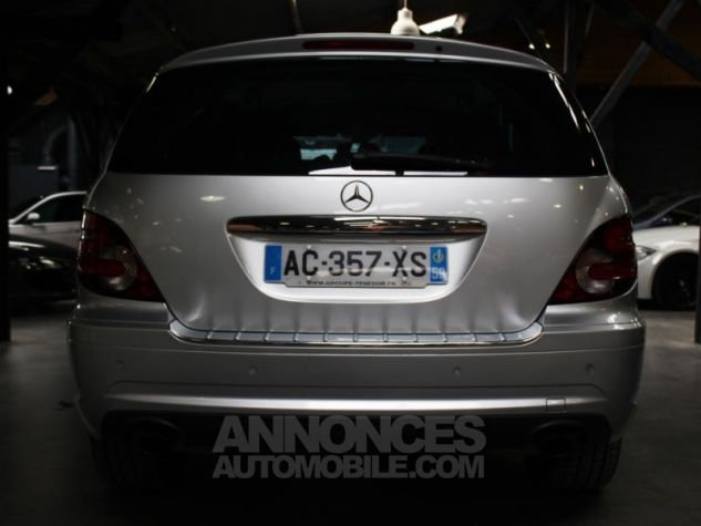 Mercedes Classe R 320 CDI 7G-TRONIC 4 MATIC GRIS CLAIR Occasion - 4