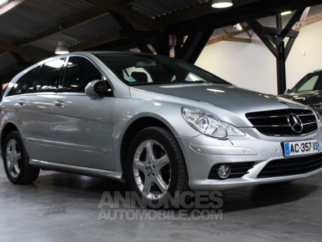 Mercedes Classe R 320 CDI 7G-TRONIC 4 MATIC GRIS CLAIR Occasion - 5