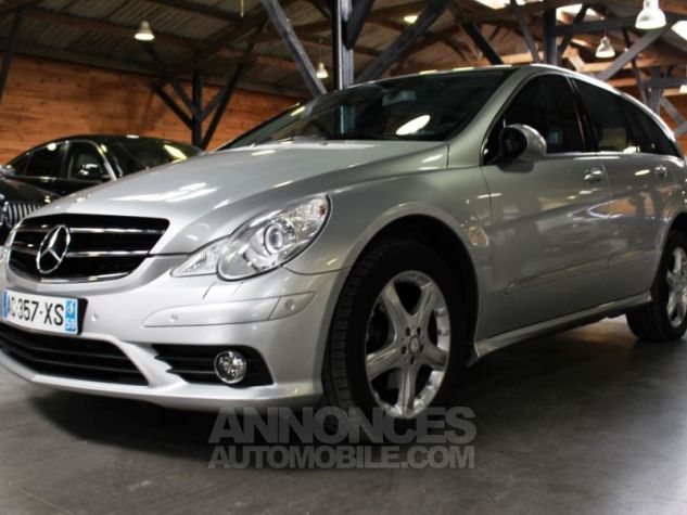 Mercedes Classe R 320 CDI 7G-TRONIC 4 MATIC GRIS CLAIR Occasion - 6