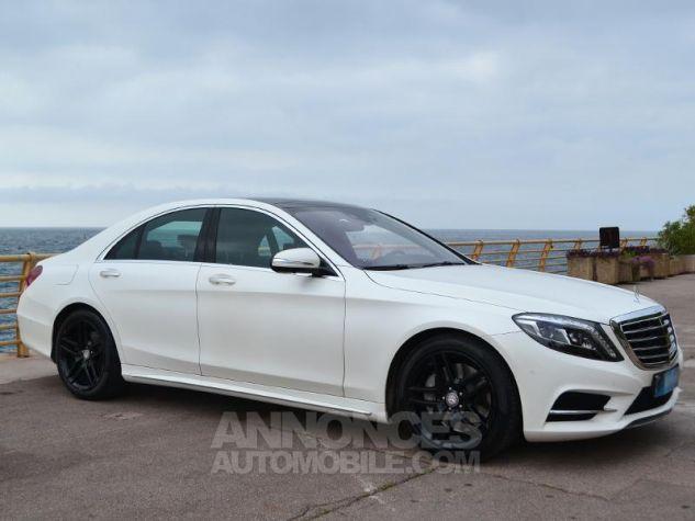 Mercedes Classe S 300 BlueTEC HYBRID Executive 7G-Tronic Plus Blanc Mat Occasion - 2