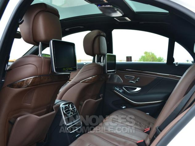 Mercedes Classe S 300 BlueTEC HYBRID Executive 7G-Tronic Plus Blanc Mat Occasion - 5