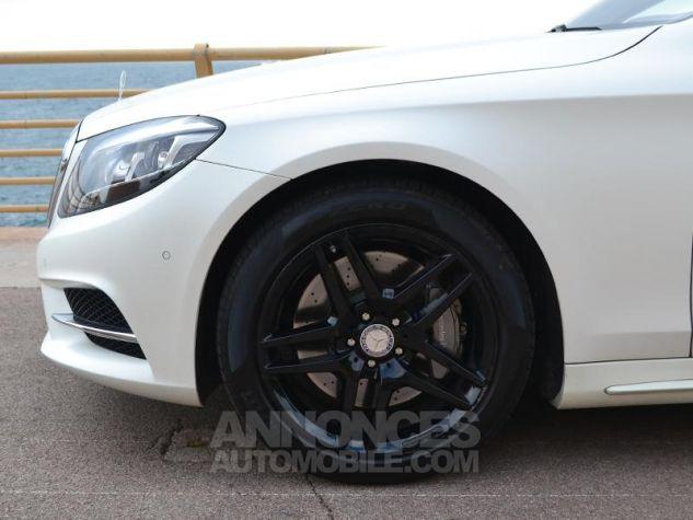 Mercedes Classe S 300 BlueTEC HYBRID Executive 7G-Tronic Plus Blanc Mat Occasion - 6