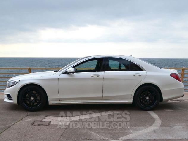 Mercedes Classe S 300 BlueTEC HYBRID Executive 7G-Tronic Plus Blanc Mat Occasion - 7