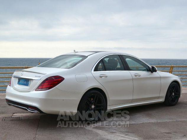 Mercedes Classe S 300 BlueTEC HYBRID Executive 7G-Tronic Plus Blanc Mat Occasion - 10