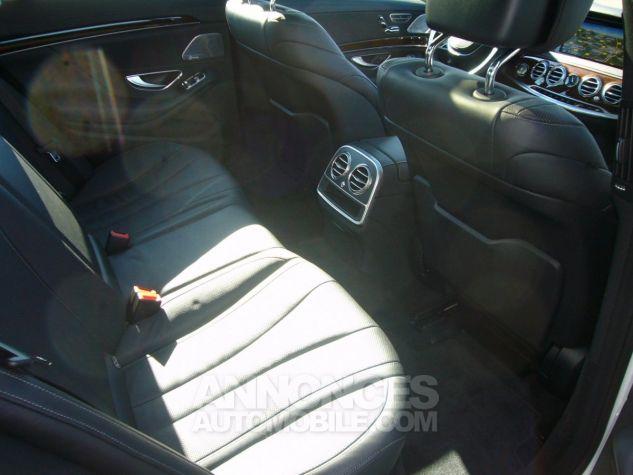 Mercedes Classe S 350 BlueTEC 4-MATIC EXECUTIVE BLANC Occasion - 6