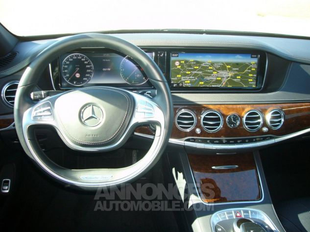 Mercedes Classe S 350 BlueTEC 4-MATIC EXECUTIVE BLANC Occasion - 9