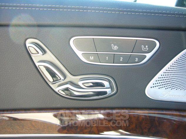 Mercedes Classe S 350 BlueTEC 4-MATIC EXECUTIVE BLANC Occasion - 13