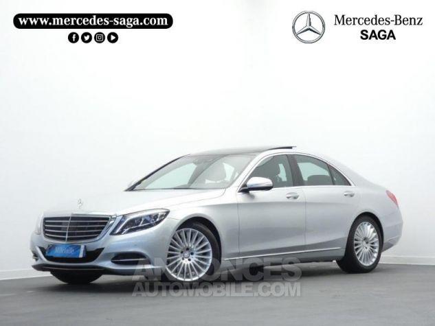 Mercedes Classe S 350 BlueTEC Executive 4Matic 7G-Tronic Plus Argent Iridium Occasion - 0