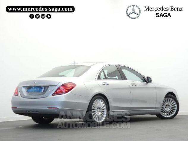 Mercedes Classe S 350 BlueTEC Executive 4Matic 7G-Tronic Plus Argent Iridium Occasion - 1