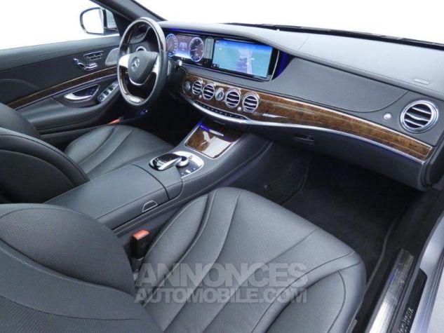 Mercedes Classe S 350 BlueTEC Executive 4Matic 7G-Tronic Plus Argent Iridium Occasion - 3