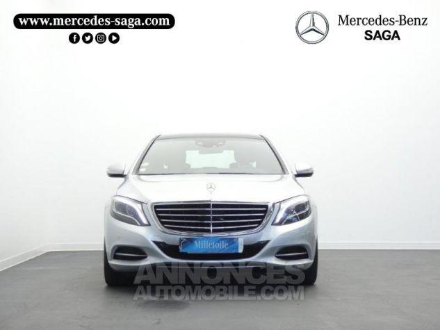 Mercedes Classe S 350 BlueTEC Executive 4Matic 7G-Tronic Plus Argent Iridium Occasion - 5