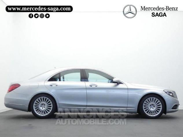 Mercedes Classe S 350 BlueTEC Executive 4Matic 7G-Tronic Plus Argent Iridium Occasion - 6